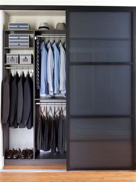 contemporary closet modern living room design pictures