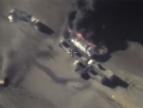 Russia Airstrikes In Syria 2016 Thousands Of Isis Targets Hit By Moscow's Jets This Year