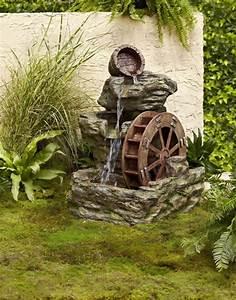 Fontaine Cascade Bassin : photo de bassin de jardin avec cascade 3 une fontaine ~ Premium-room.com Idées de Décoration