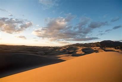 Dunes Sand National Park Sunset Dune Sun
