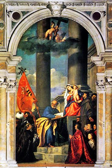 titian mother  child  italian high renaissance