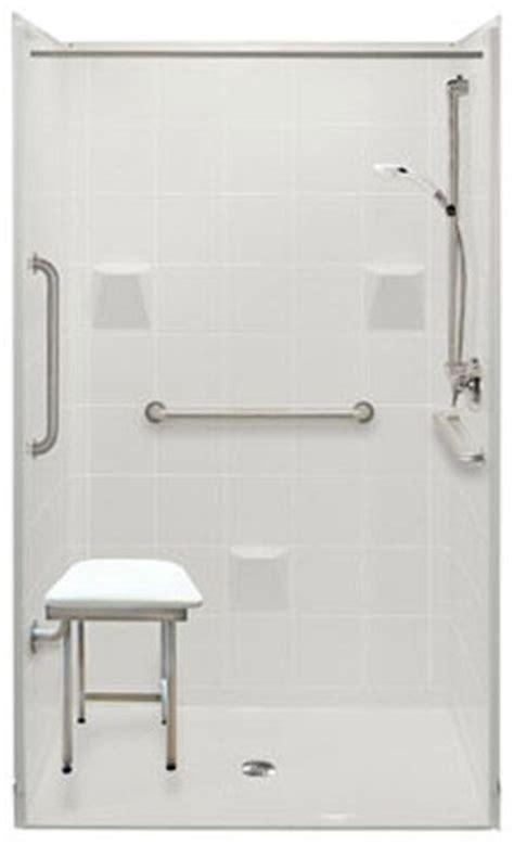 handicap walk in shower best 25 handicap shower stalls ideas on