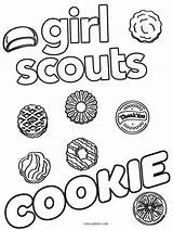 Scout Coloring Printable Sheets Scouts Cool2bkids Cookies Daisy Cookie Brownie Activities Daisies Whitesbelfast Peerless Imwithphil Booth Age sketch template