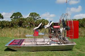 Pride Southern Airboat