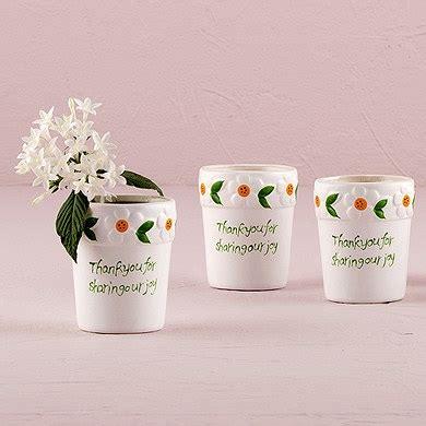 mini flower pots  knot shop