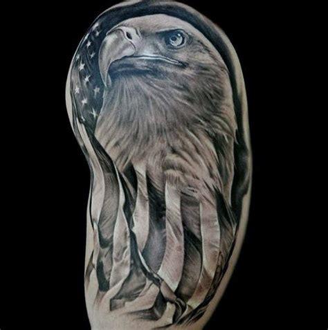 top   american flag tattoos  men usa designs