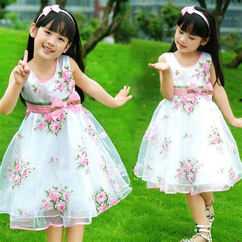 Aliexpress.com  Buy 2017 Kids Dresses For Girls Princess Flower Dress Baby Girls Clothes Casual ...