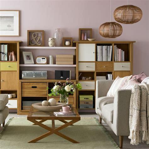 Look To Freestanding Storage  Living Room Storage Ideas
