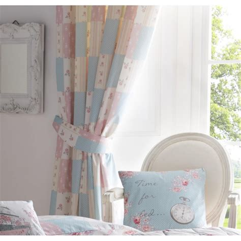 dreams drapes curtains dreams n drapes patsy patchwork pencilpleat lined
