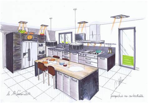 plant de cuisine plan de cuisine cuisines 2c créations