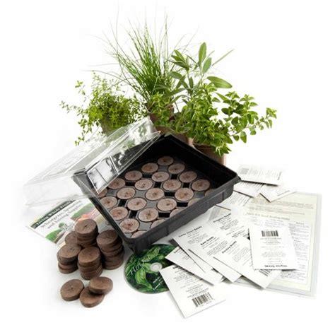garden stacker planter indoor herbal tea herb garden kit