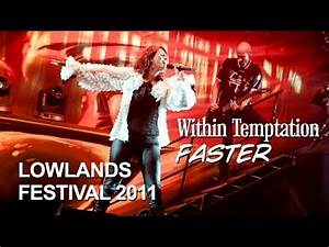 Living With Temptation 2 : within temptation faster live at lowlands 2011 youtube ~ Buech-reservation.com Haus und Dekorationen