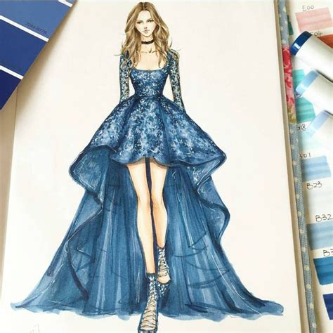 Fashion Design Dresses by 25 Best Ideas About Fashion Sketches On