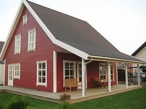 Häuser In Norwegen : norwegisches holzhaus typ bernd von akost gmbh ihr traumhaus aus norwegen homify ~ Buech-reservation.com Haus und Dekorationen