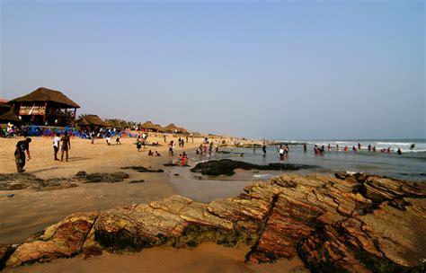 Tawala Beach, Accra, Ghana | A seaward view of Tawala ...