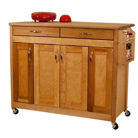 catskill kitchen islands catskill craftsmen kitchen cart with butcher block 2023