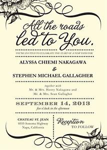 25 best ideas about wedding invitation wording on With wedding invitation templates without parents name