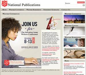 National Writers' Conference announced - New Frontier ...