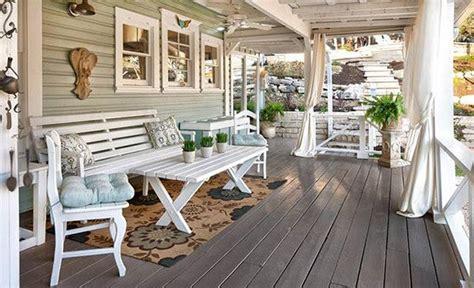 ideas  gray wooden decks home design lover