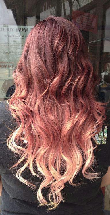 strawberry blonde ombre hair google meklesana hair