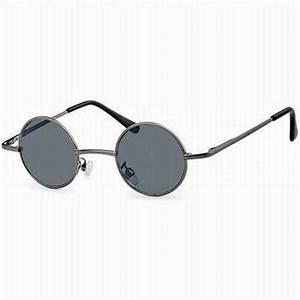 Lunette Soleil Ronde Homme : lunettes soleil tete ronde lunettes rondes transparentes ~ Nature-et-papiers.com Idées de Décoration