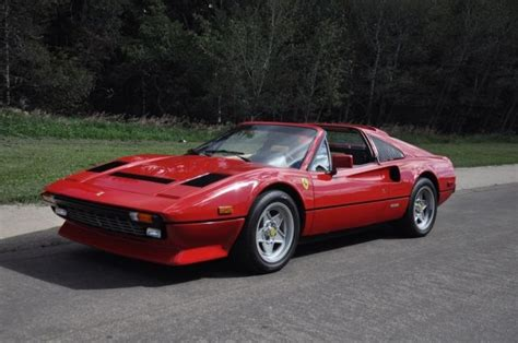 308 Qv For Sale by 1984 308 Gts Quattrovalvole Luxury Vehicle For