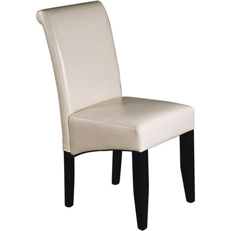 Walmart Parsons Chair Better Homes by Metro Parsons Chair Leather Walmart