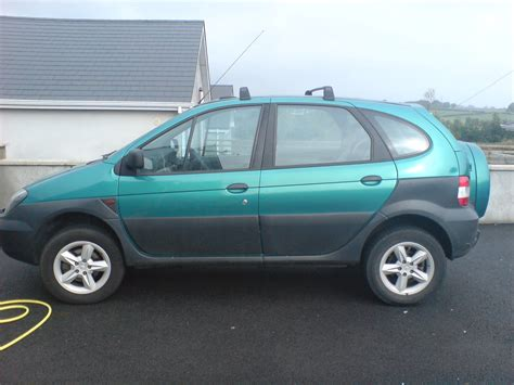 renault scenic 2001 2002 renault scenic pictures 2001 megane picture picture
