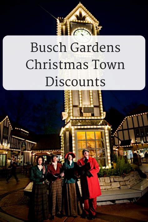 busch gardens deals busch gardens town plus all the new