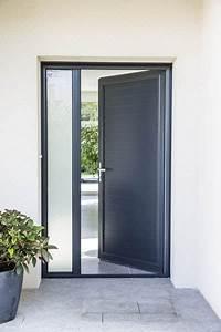 portes et portails pole habitat pole habitat With porte entrée kline