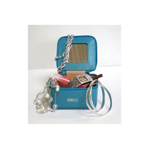 boite a bijoux personnalisable boite 224 bijoux en cuir personnalisable franceavenue