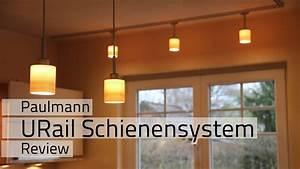 Paulmann U Rail : paulmann urail bringt licht in die hinterste ecke youtube ~ Watch28wear.com Haus und Dekorationen