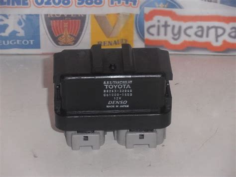 transmission control 1996 toyota camry interior lighting toyota corolla carina camry models 1996 to 04 abs skid control relay 88263 32060