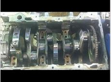 Chevrolet 36 Engine with Spun Bearings YouTube