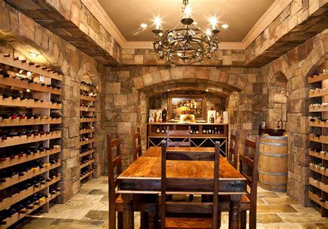 stunning wine cellar design ideas
