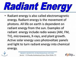 Energy and its Form