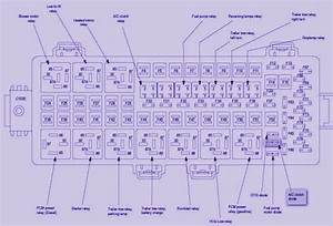 Fuse Box Diagram For 2008 Ford F