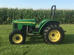 Used 2002 John Deere 5220 Tractor
