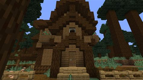 chunk log cabin minecraft gamers amino