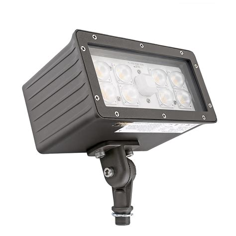 commercial outdoor led flood lights daylight white