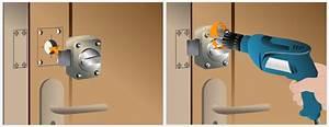 Verrous De Porte : poser un verrou porte ~ Edinachiropracticcenter.com Idées de Décoration