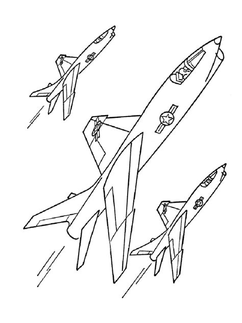 jet coloring pages  printable jet coloring pages