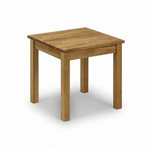 Coxmoor Lamp Table Solid American White Oak Our Dining