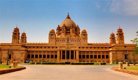 Umaid Bhawan Palace  Worlds Best Hotel
