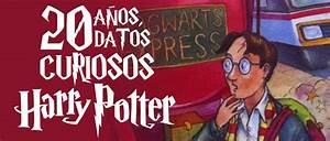 20 Aos 20 Datos Curiosos De Harry Potter Atomix