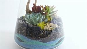 How to Make a Sand Terrarium - Sunset Magazine
