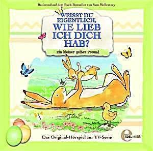 Weißt Du Wie Lieb Ich Dich Hab : wei t du eigentlich wie lieb ich dich hab ein kleiner gelber freund 1 audio cd h rbuch ~ Orissabook.com Haus und Dekorationen