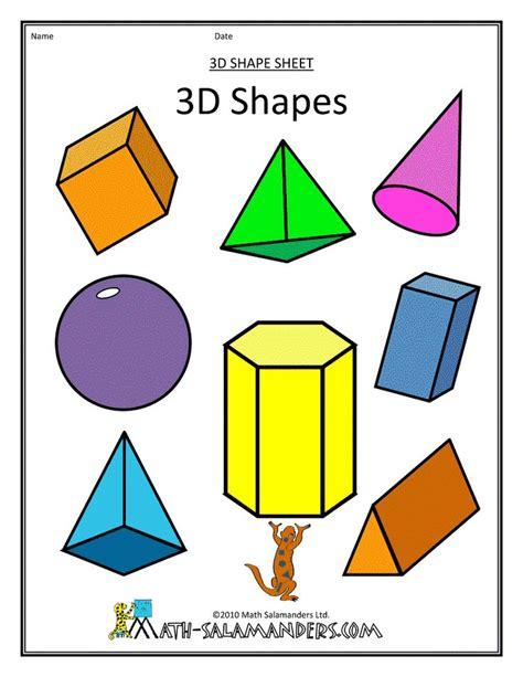 Threedimensional Shape Clipart Clipground