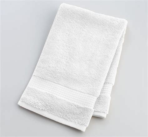 Soft Cotton White Hand Towel 30X30 Cm 40X60 Cm