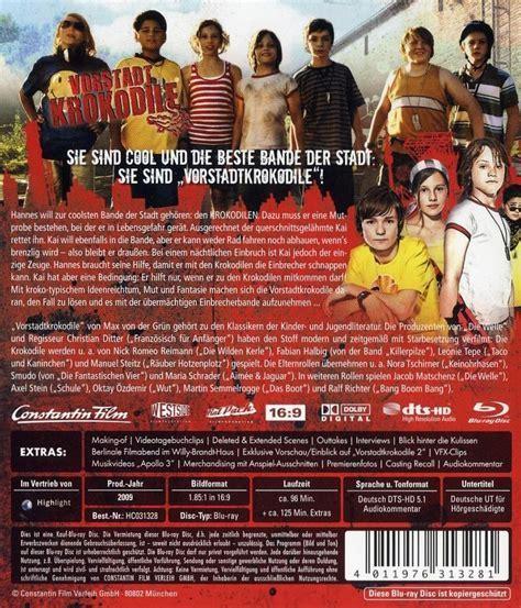 Vorstadtkrokodile Dvd Blu Ray Oder Vod Leihen